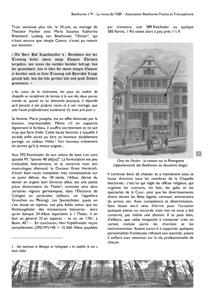 Page 3 du n°9 de la revue Beethoven