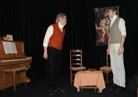 Beethoven et Franz