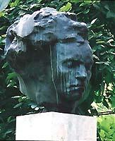 Buste de Beethoven par Bourdelle