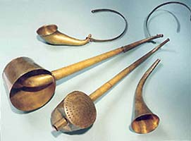 cornets acoustiques