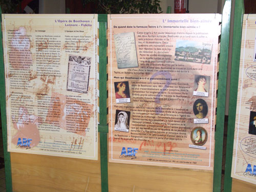 Exposition à Saint-Jean-De-Luz