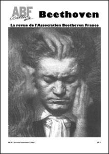 Couverture du n°3 de la revue Beethoven