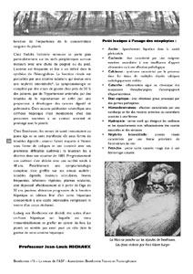 Page 26 du n°6 de la revue Beethoven