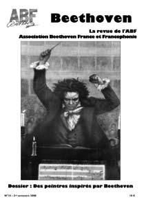Couverture du n°10 de la revue Beethoven