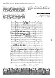 Page 43 du n°10 de la revue Beethoven