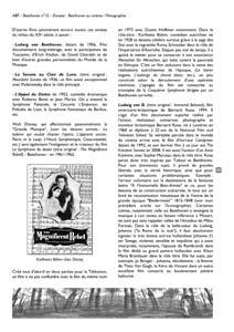 Page 49 du n°12 de la revue Beethoven
