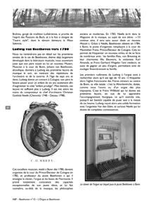 Page 86 du n°13 de la revue Beethoven