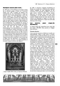 Page 87 du n°13 de la revue Beethoven