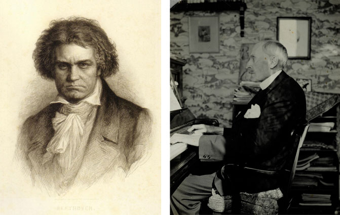 Ludwig van Beethoven - Romain Rolland